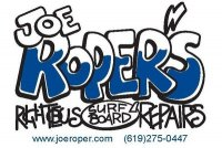 Joe Roper's Surfboard Repair