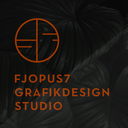 FJOPUS7 GRAFIKDESIGN STUDIO