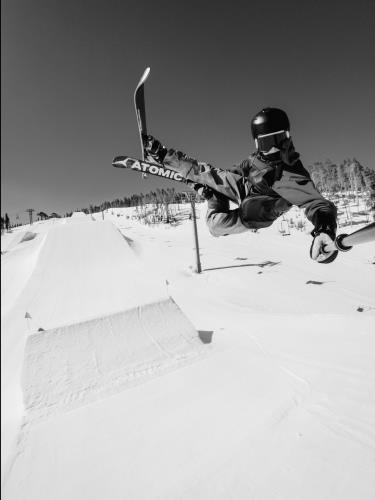 Apex Ski Boots