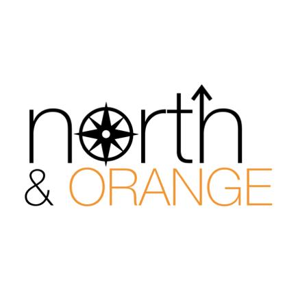 North and Orange