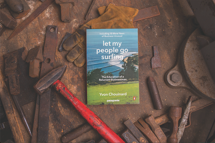 Patagonia founder yvon chouinard rewrites his philosophy for new this success springs from patagonias original mission as outlined in the book build the best malvernweather Gallery