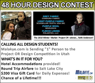 Project OR Design Contest