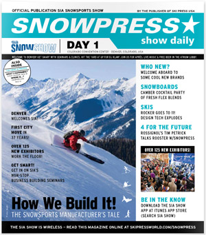 snowpress daily