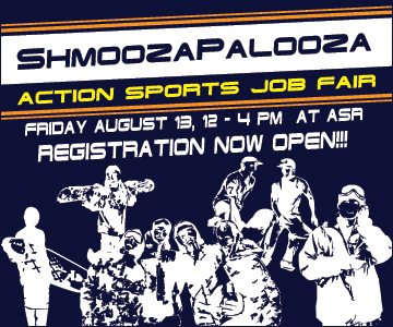 ShmoozaPalooza Action Sports Job Fair in San Diego