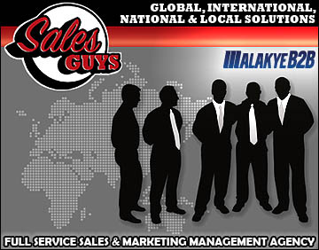 Sales Guys on MalakyeB2B - Click here to view their Vendor Profile!