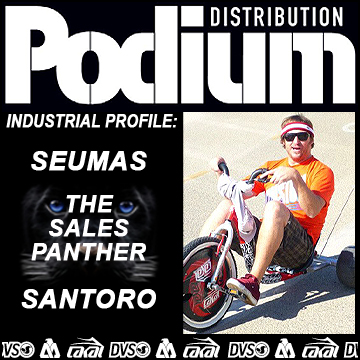 Malakye.com Industrial Profile: Seumas Santoro, Podium Distribution