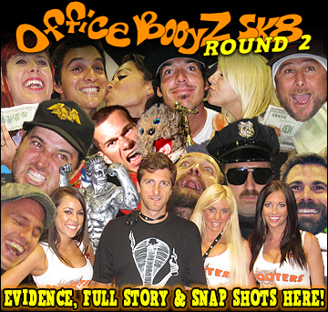 Office Booyz 2010 @ ASR - The Story Unfolds!