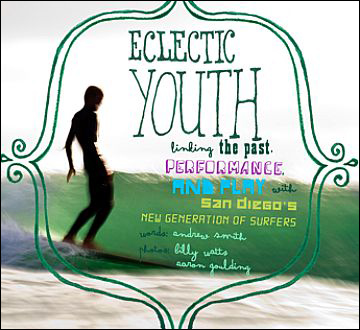 Eclectic Youth on Drift Surfing