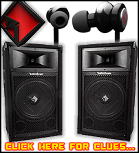 Win a PAIR of 2-Way Loud Speakers & a Set of PUNCH PLUGS!!!