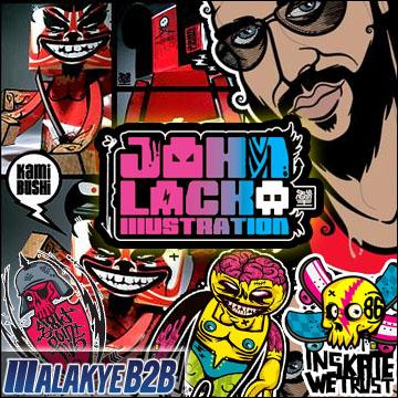 John Lacko Illustration on MalakyeB2B