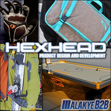 Hexhead Product Design & Development on MalakyeB2B