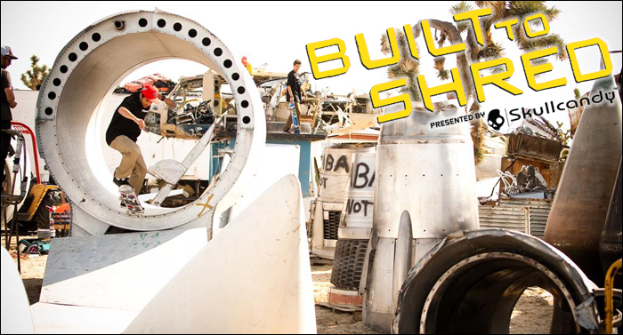 "FUEL TV Encores ""Built To Shred"" with 13 New Episodes"