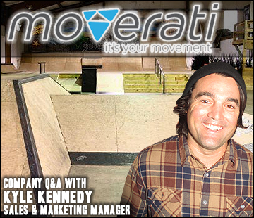 Moverati Company Q&A with Kyle Kennedy