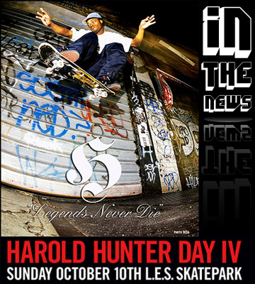 Harold Hunter Day NYC 2010
