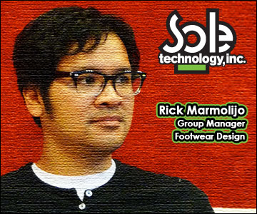 I.P. with Rick Marmolijo of Sole Tech!
