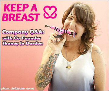 Keep A Breast Q & A