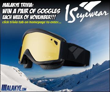 I.S Eyewear Novmember Trivia!