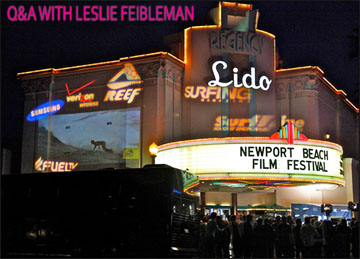 Q&A with Newport Film Festival