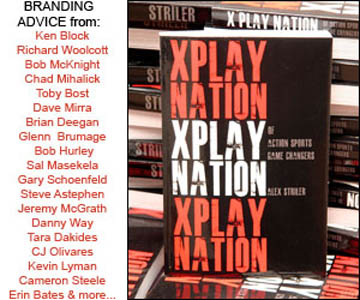 XPLAY NATION Book