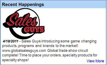 Sales Guys on B2B!