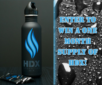 Enter to Win on the Homepage!