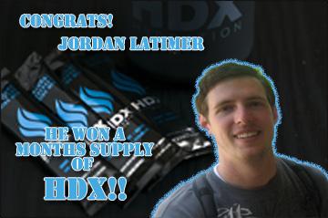 HDX Trivia Winner!