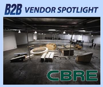 B2B: CBRE