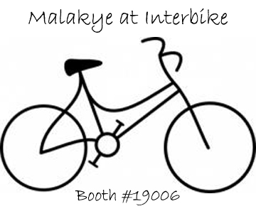 Malakye is going to Interbike!