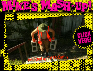 Mike's Mash-Up on Malakye.com