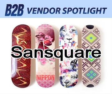 B2B: Sansquare