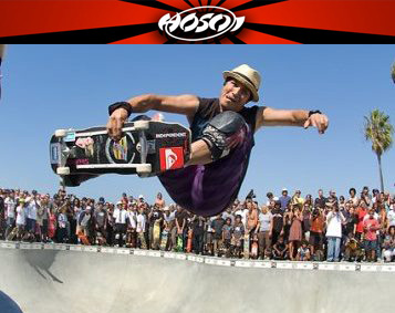 Q&A with Christian Hosoi