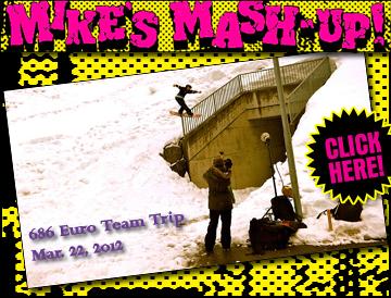 Mike's Mash!