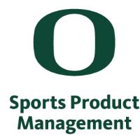 University of Oregon-Sports Product Management