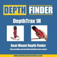 Handheld Depth  Sounder- HAWKEYE